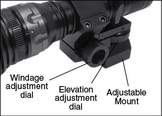 Adjustable mount